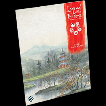 FFG - Legend of the Five Rings: Roleplaying Game Master´s Kit EN