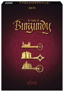 The Castles of Burgundy - delux