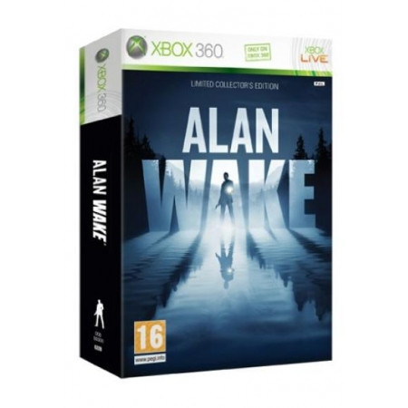 Alan Wake - Limited Collectors Edition