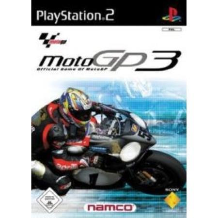 Moto GP 3 (Playstation 2, gebraucht) **