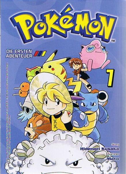 Pokemon – Die ersten Abenteuer Band 07