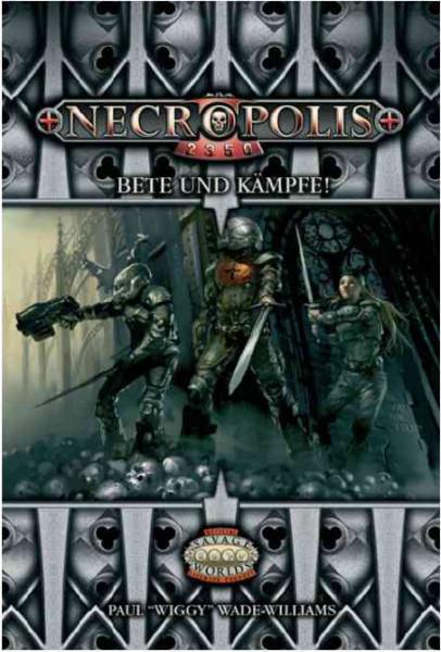 Necropolis 2350-Bete und Kämpf