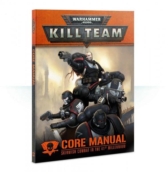Wh40K: Kill Team Core Manual (English) (102-01)