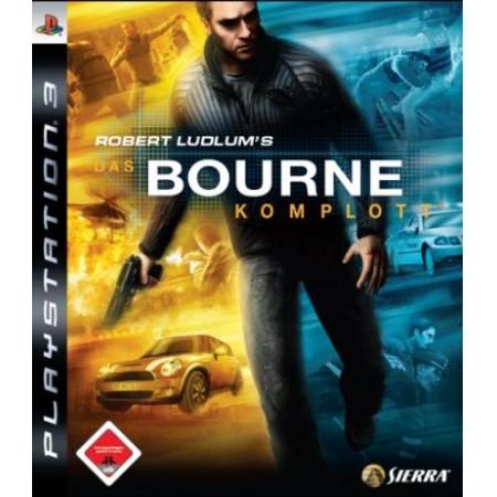 Robert Ludlums: Das Bourne Komplott