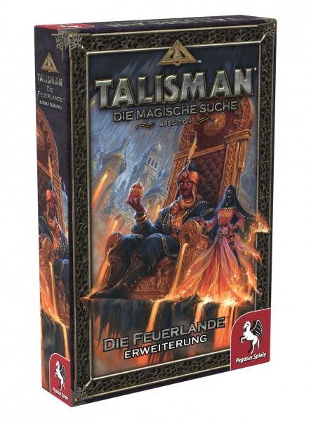 Talisman - Die Feuerlande 4. Ed.