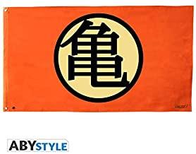 Dragon Ball - Flag Kame Symbol