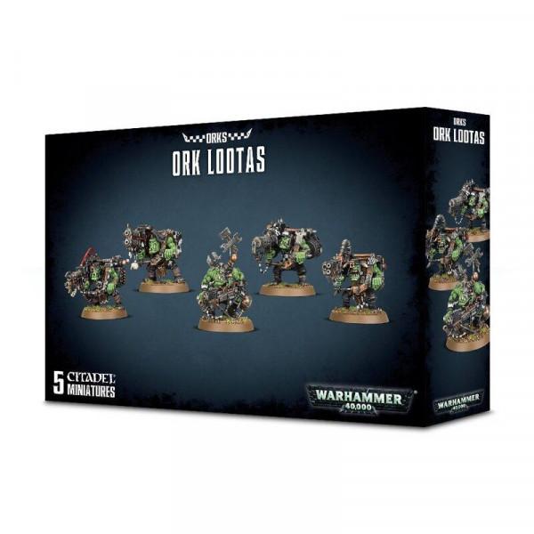 Ork Lootas (50-22)