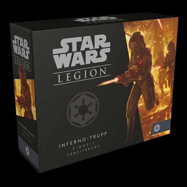 SW Legion: Inferno - Trupp Einheit erw. dt.