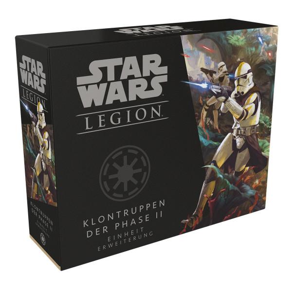 SW Legion: Klontruppen der Phase 2 dt./it.