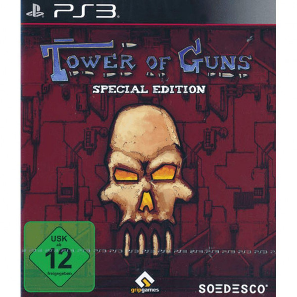 Tower of Guns (Playstation 3, gebraucht) **