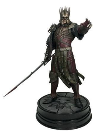 Witcher 3 Wild Hunt PVC Statue König der Wilden Jagd Eredin 20 cm