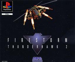 Thunderhawk 2: Firestorm (Playstation, gebraucht) **