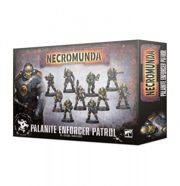 Necromunda: Palanite Enforcer Patrol (300-45)