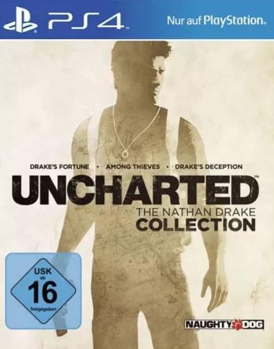 Uncharted: The Nathan Drake Collection (Playstation 4, gebraucht) **