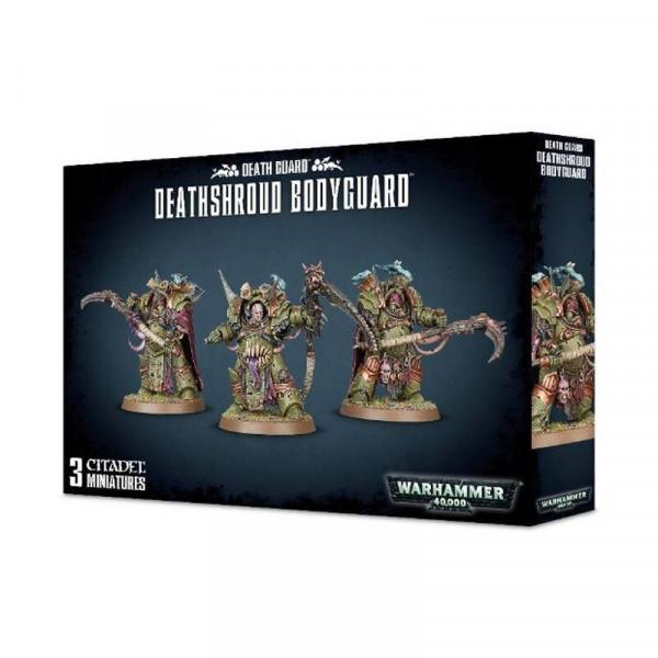 Death Guard Deathshroud Bodyguard (43-50)