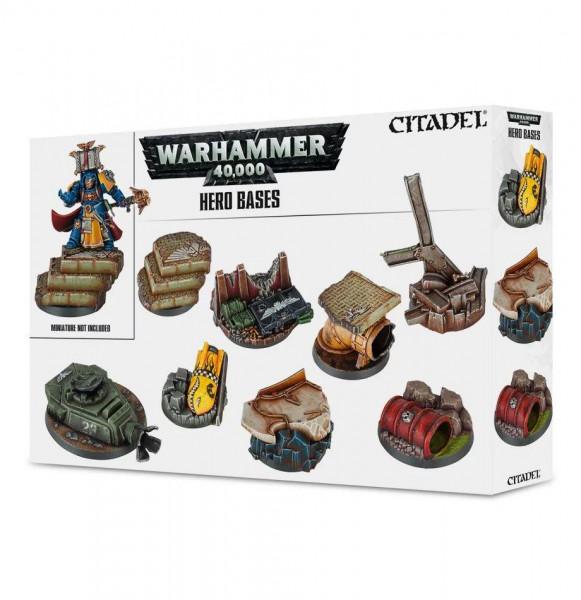 Warhammer 40000: Hero Bases (64-01)