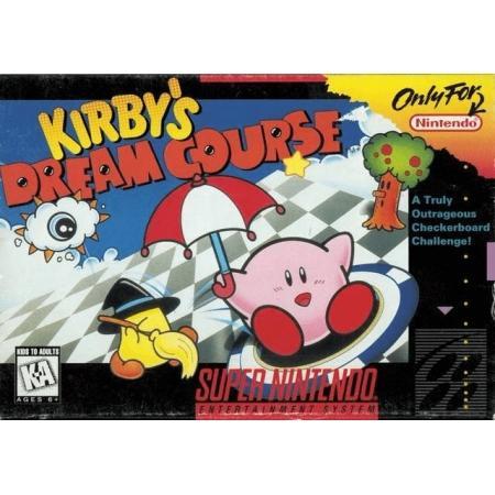 Kirbys Dream Course - MODUL