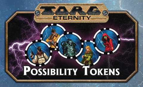 Torg Eternity - Possibility Token dt.