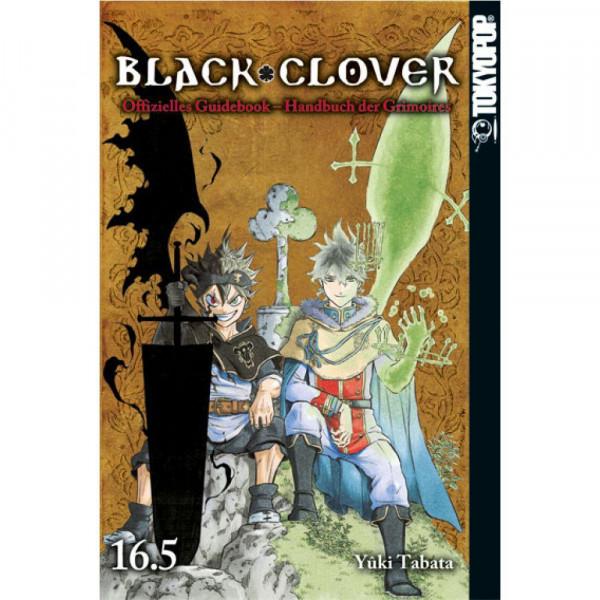 Black Clover 16.5