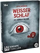 50 Clues - Weisser Schlaf