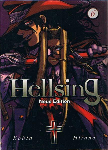 Hellsing (Neue Edition) 06