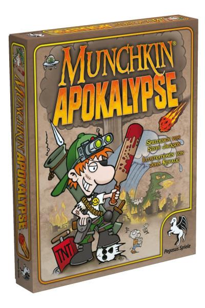 Munchkin: Apokalypse