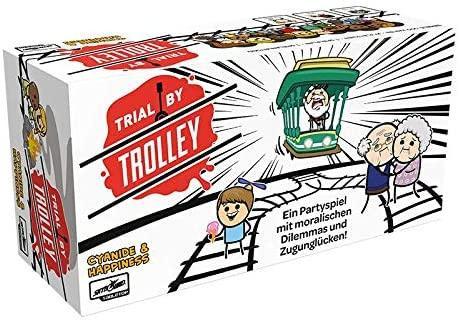 Trial by Trolley DE