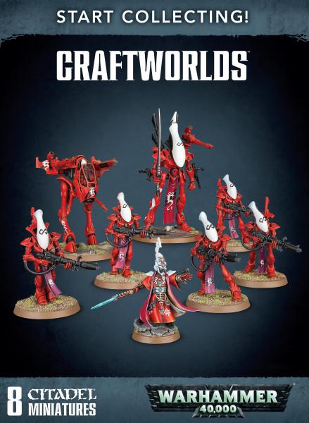 Start Collecting! Craftworlds (70-46)