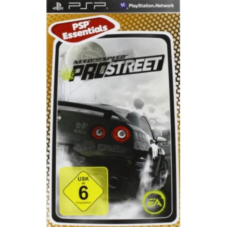 Need for Speed: Pro Street - Essentials