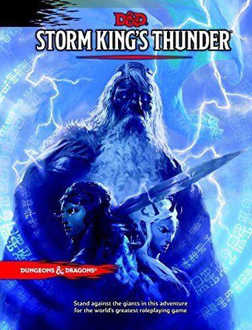 D&D RPG - Storm Kings Thunder (HC)