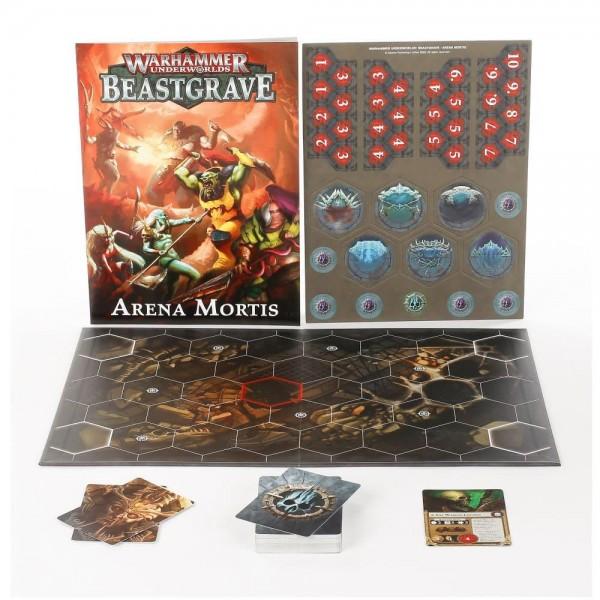 Wh Underworlds: Arena Mortis (English) (110-92-06)