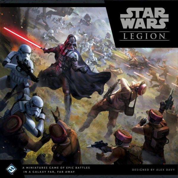 SW Legion: Grundspiel dt.