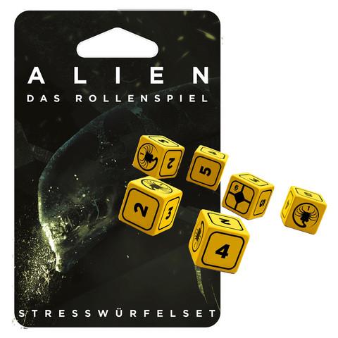 ALIEN: Das Rollenspiel - Stresswürfelset