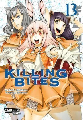 Killing Bites 13