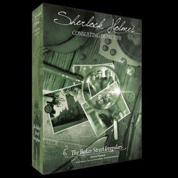 The Baker Street Irregulars - Sherlock Holmes: Consulting Detective en.