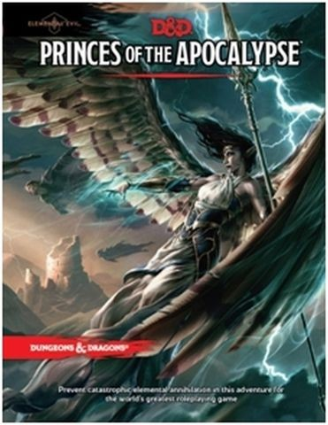 D&D RPG - Princes of the Apocalypse