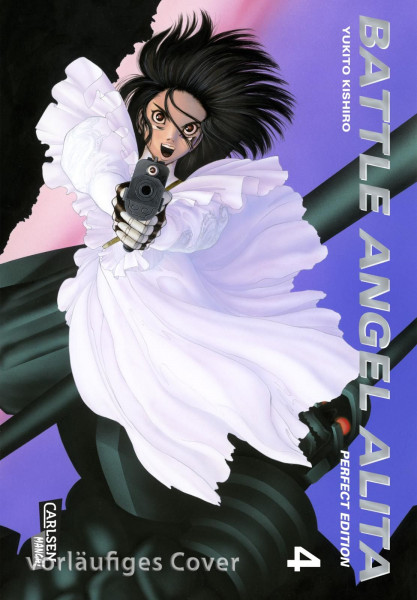 Battle Angel Alita Perfect Edition 04