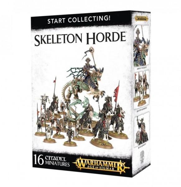 Start Collecting! Skeleton Horde (70-94)