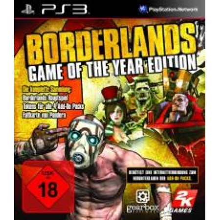 Borderlands - Game of the Year Edition **