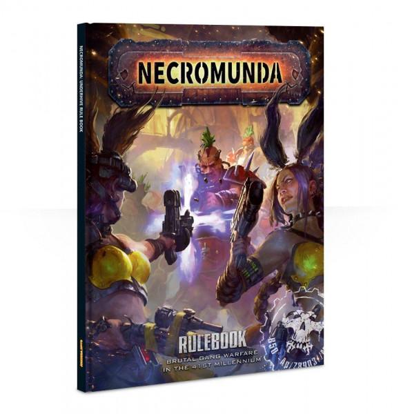 Necromunda: Rulebook (English) (300-25-60)
