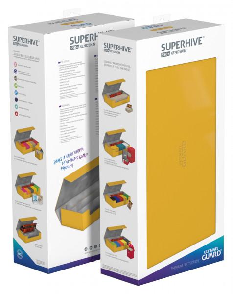 Superhive 550+ Standardgröße XenoSkin&trade Amber