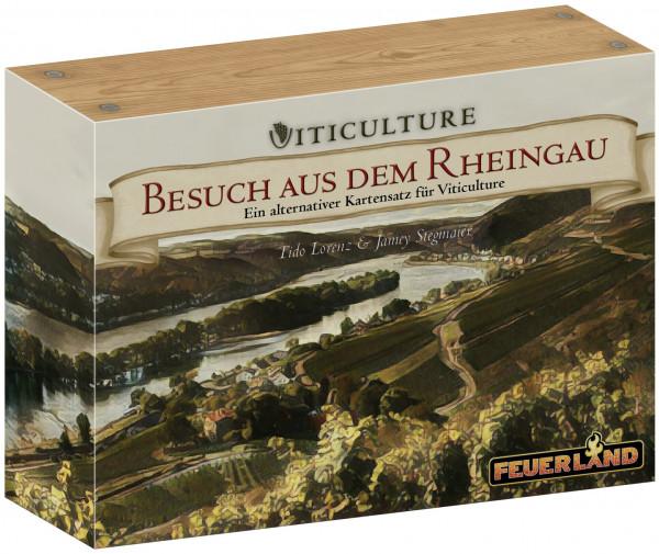 Viticulture: Besuch aus dem Rheingau (deutsch)