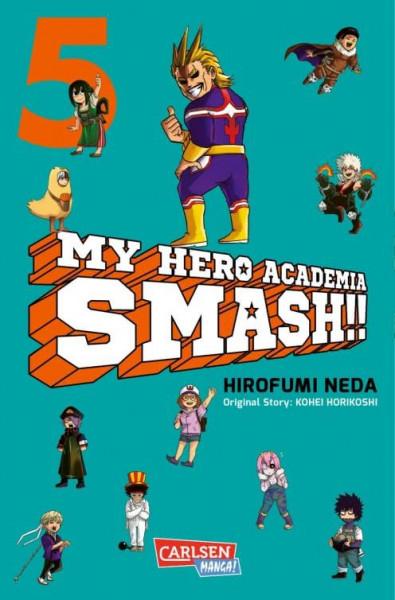 My Hero Academia - Smash!! 05