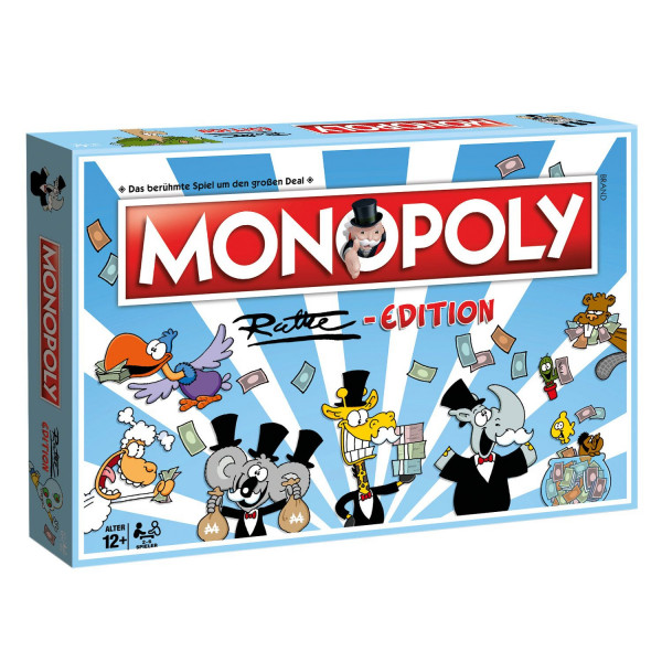 Monopoly - Ruthe Edition