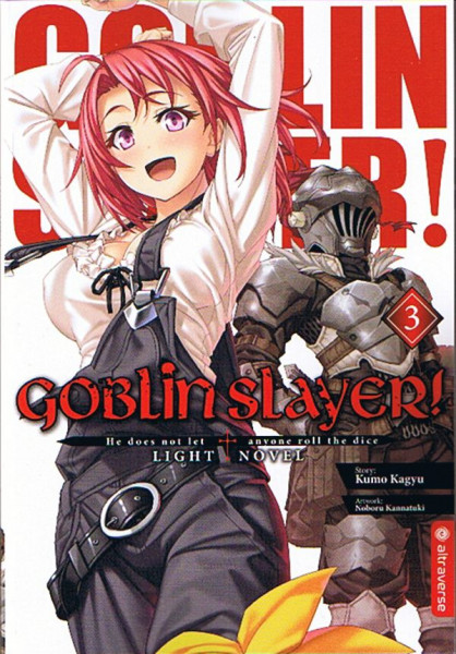 Goblin Slayer! Light Novel 03