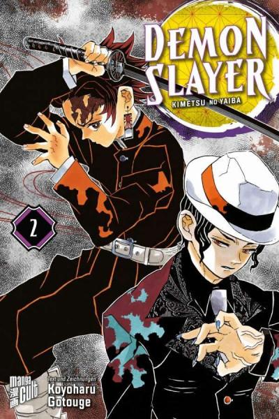 Demon Slayer - Kimetsu no Yaiba 02