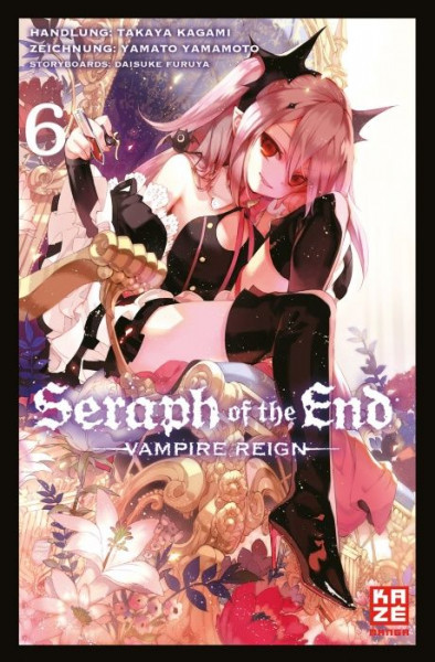 Seraph of the End - Vampire Reign 06