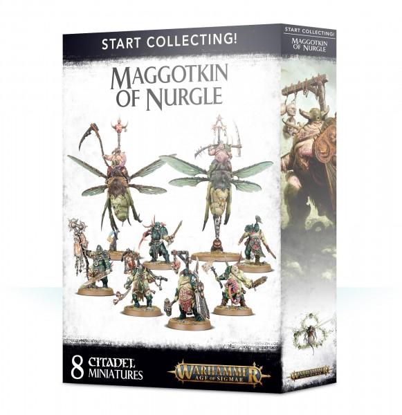 Start Collecting! Maggotkin Of Nurgle (83-54)