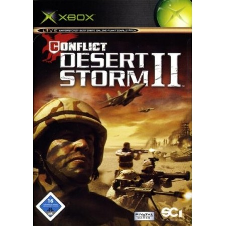 Conflict: Desert Storm II **
