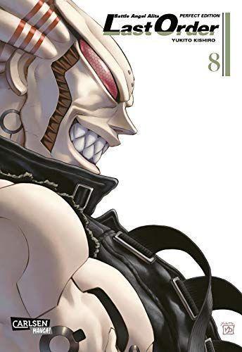 Battle Angel Alita: Last Order Perfect Edition 08